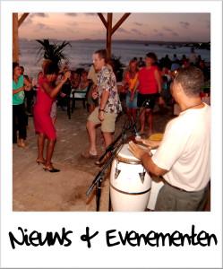 Nieuws evenementen Bonaire bezoekers