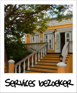 Services Bezoekers bonaire
