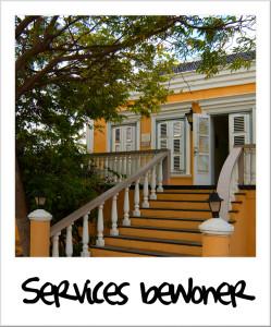 Services bewoner Bonaire