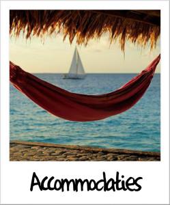 accommodaties Bonaire