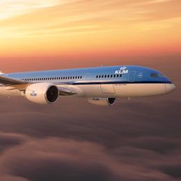 KLM Bonaire 1