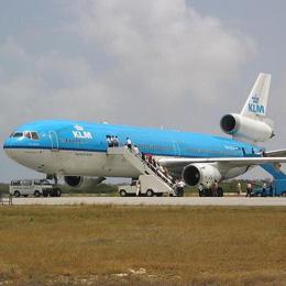 KLM Bonaire 3