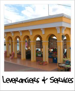 Leveranciers Bonaire