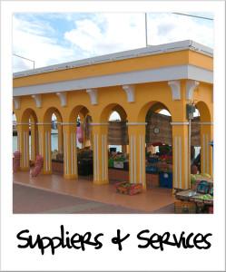 Suplliers & Services bonaire