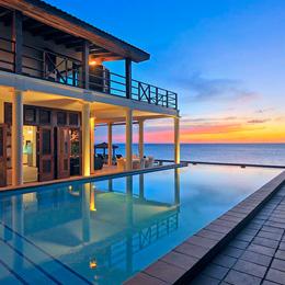 Bonaire Ocean Front Villas 1