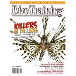 Dive training magazine 1