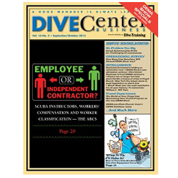 Dive training magazine 3