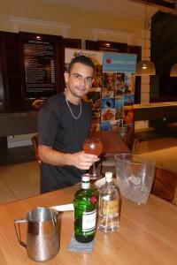 Bartender Candidate Leo