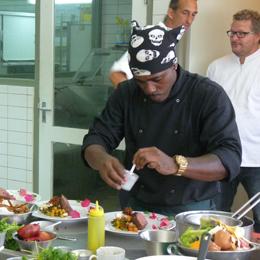Bonaire Culinary team
