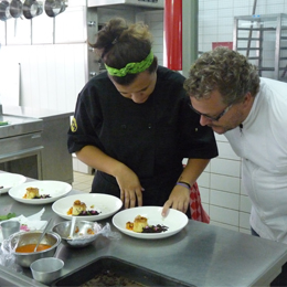 Bonaire Culinary team