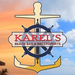 Karels beach bar bonaire 2
