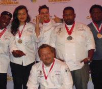 Bonaire Culinary Team 2016
