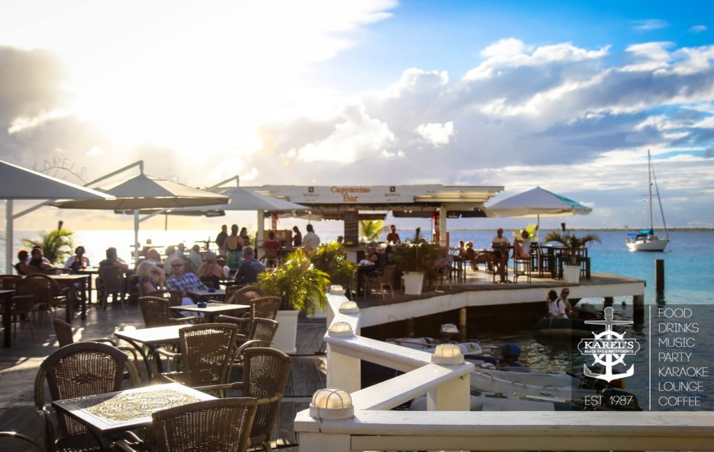 Karel's Beach Bar Bonaire Culinary