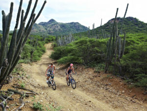 national park mountain biking