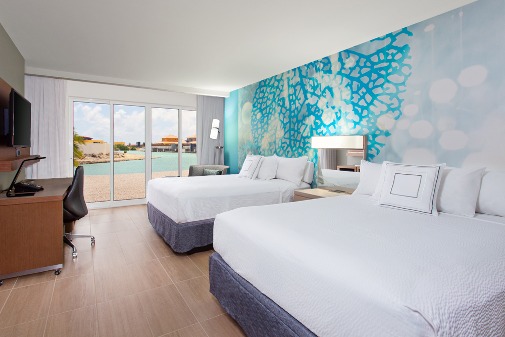 web size Courtyard by Marriott Bonaire queen