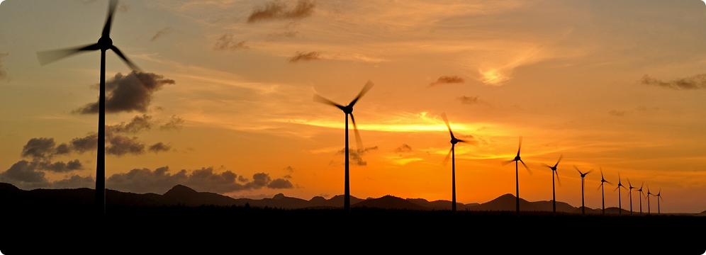 wind mills sustainable bonaire