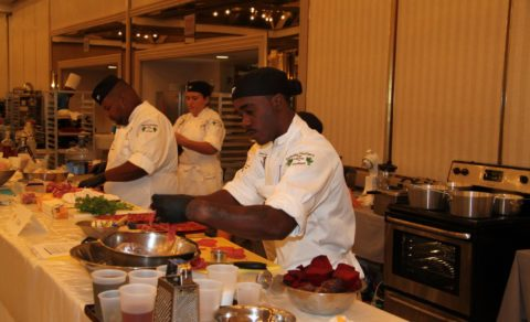 chef-kok culinary team bonaire
