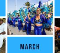 bonaire in march