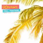 Bonaire Fall Festival 2017 header