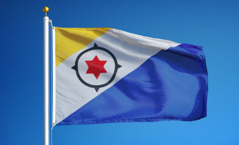 bonaire flag