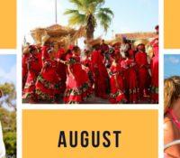 bonaire in august