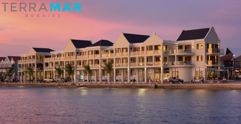 terramar bonaire sea view