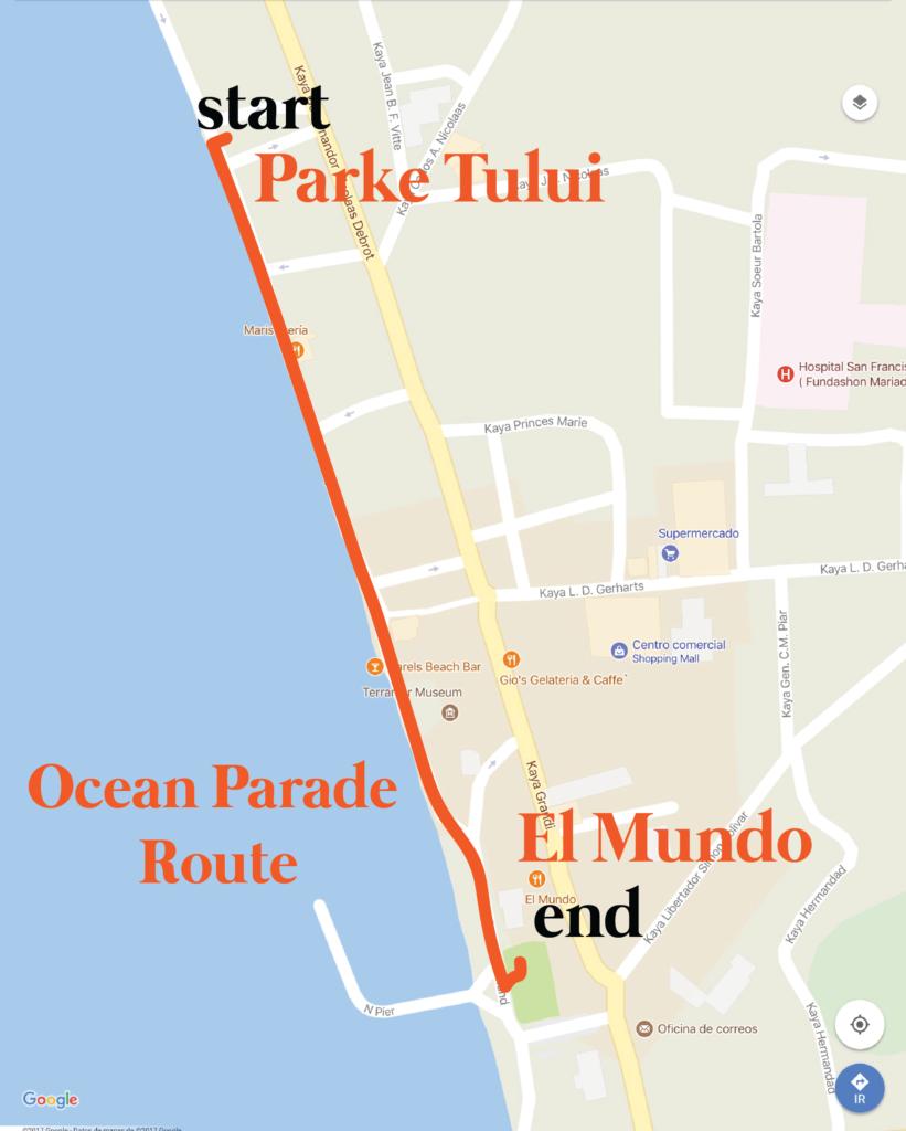 parade ocean