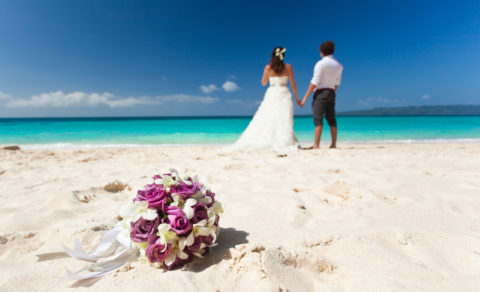 bonaire wedding and honeymoon
